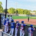 Eagles hosts Riptide for a night of baseball
