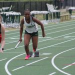 Girls finish second at Region Track Meet