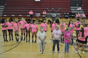 Volleyball – Dig Pink