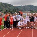 Boys & Girls Track Wins CTL Title
