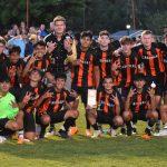 Boys Soccer Wins CTL Title