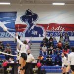 Varsity Volleyball vs Dobie