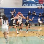 SRHS Basketball Action