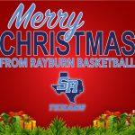 Runnin' Texans Wish You A Merry Christmas
