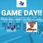 Softball Texans vs Stingarees