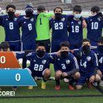 Boys JV-A Soccer ties Dobie