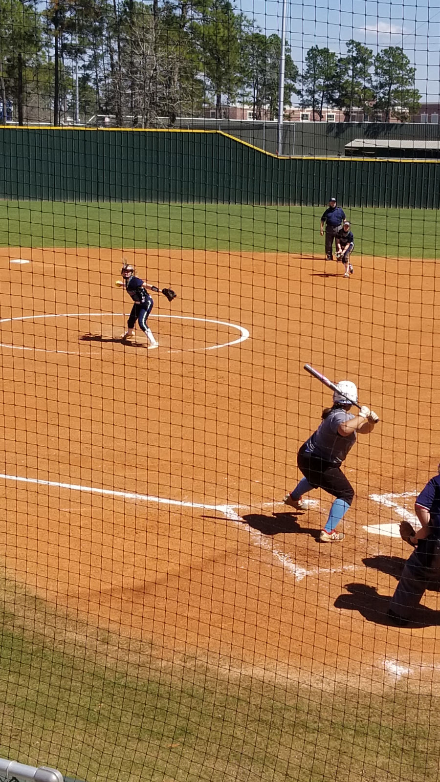 Texan Softball at Humble JV Tournament