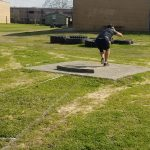 Shot Put - Track and Field