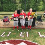 Stallions Softball Senior Night