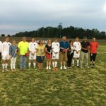 Stallions Boys Soccer Senior Night