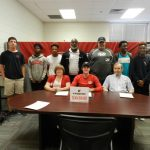 Rikard signs with Anderson University