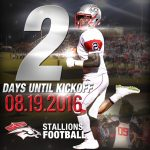 2 days to White out at District 3