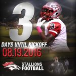 Countdown Continues…3 days to Kickoff for Game of the Week