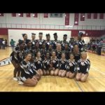 Competitive Cheer Wins Region