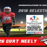 Cort Neely named to North South team
