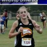 Alum Olivia Paxton named Big South XC Freshman of the Year