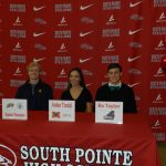 South Pointe Signing Day 12/14/16