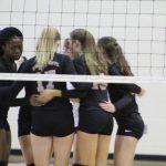 JV Volleyball v. RHHS