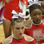 Competitive Cheer @ Trojan Invitational