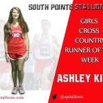Ashley King Runner of the Week