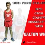 Dalton White Runner of the Week