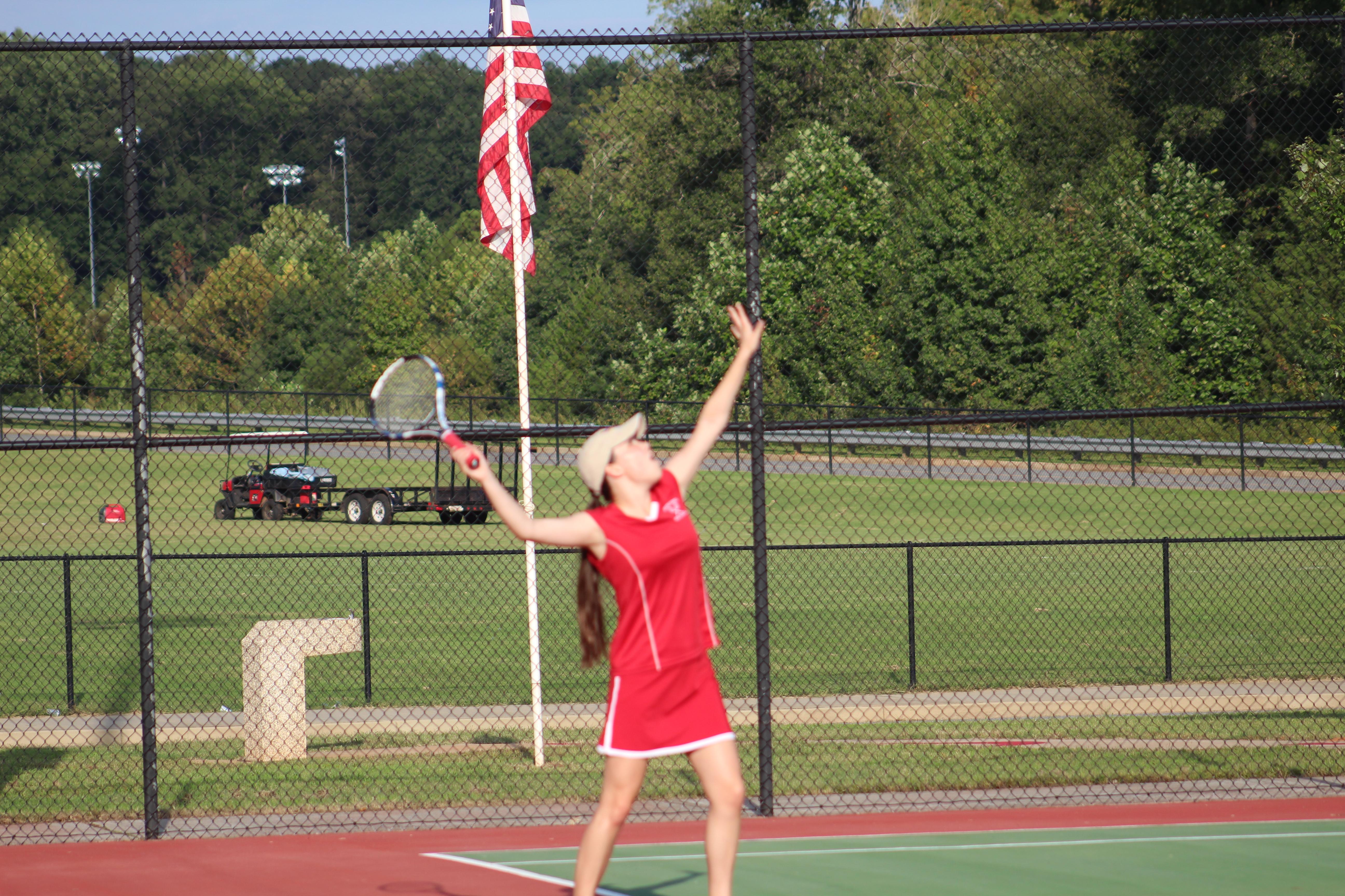 Girls Tennis Practice Information