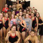 Swim sweeps Region – Headed to State