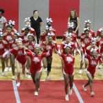 Competitive Cheer heading to State Saturday
