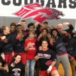 Wrestling Team Dominates Region