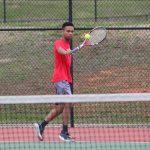 Boys Tennis v. Ridgeview
