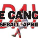 Baseball Game April 16 Canceled