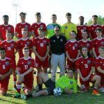 Boys Soccer Team 2018 Region Champions
