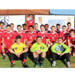 Boys Soccer Team Thanks 2018 Sponsors