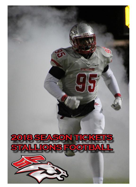 2018 Football Season Tickets