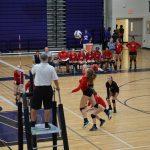 SPHS Varsity Volleyball vs Ridge View HS