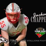 Jackson Chappell 2018 Shrine Bowl