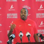 DeVonte Holloman named SP Head Football Coach