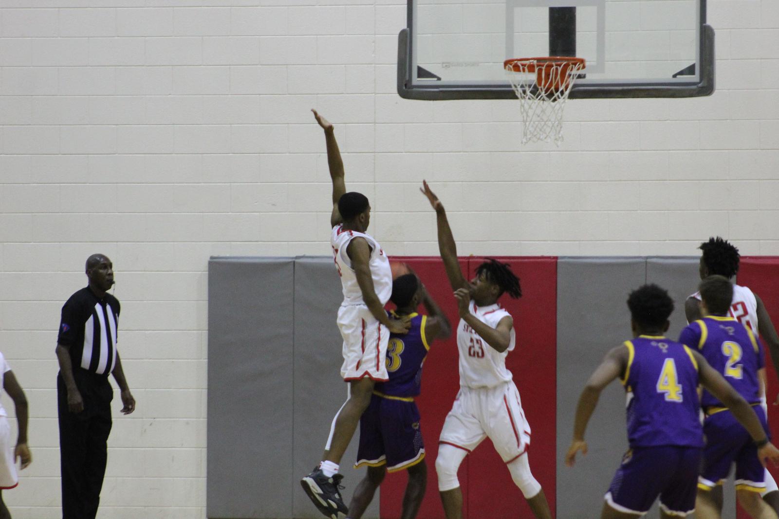 Boys Varsity Basketball v. Ridgeview Video Highlights