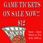 Girls State Basketball Game – Tickets on sale Now!