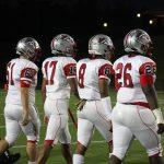 Varsity Football Roster and Starting Lineup v. Lancaster