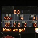 Varsity Football v. Lancaster