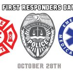 National First Responders Day – Stallions Say Thank You for your Service