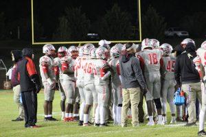 Varsity Football v Greer