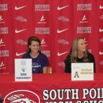 SPHS Student Athletes sign their Letter of Intent