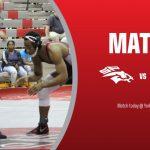 Wrestling Match Today @ York  6:00pm
