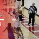 Girls Basketball Final Score v. Richland NE