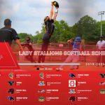 SPHS 2020 Softball Schedule