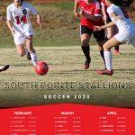 SPHS 2020 Girls Soccer Schedule