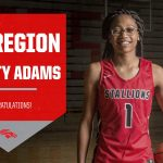 Congratulations Trinity Adams All Region