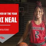 Congratulations Randi Neal All Region and Region Player of the Year